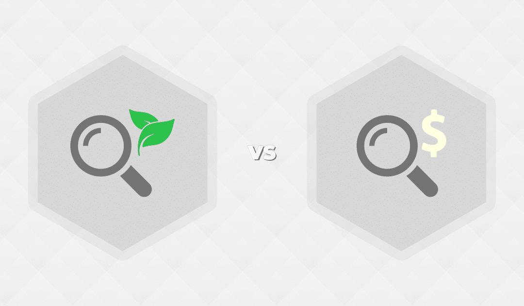 904696ff3f0 The Difference between Organic vs. Paid Digital Media | New Jupiter ...