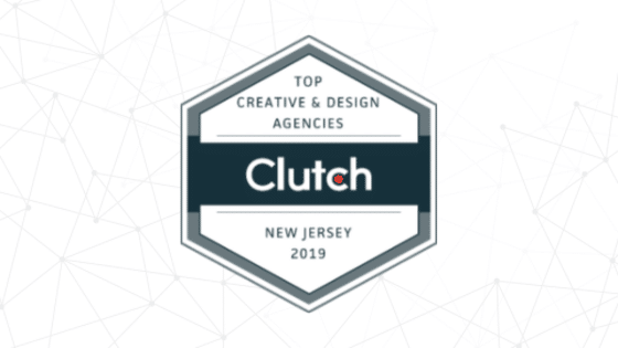 Clutch awards New Jupiter Media, Inc. Top Creative & Design Agencies Award in New Jersey