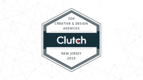 Clutch awards New Jupiter Media, Inc. Top Creative & Design Agencies Award in New Jersey
